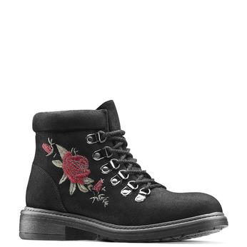 Women's shoes bata, Noir, 599-6183 - 13