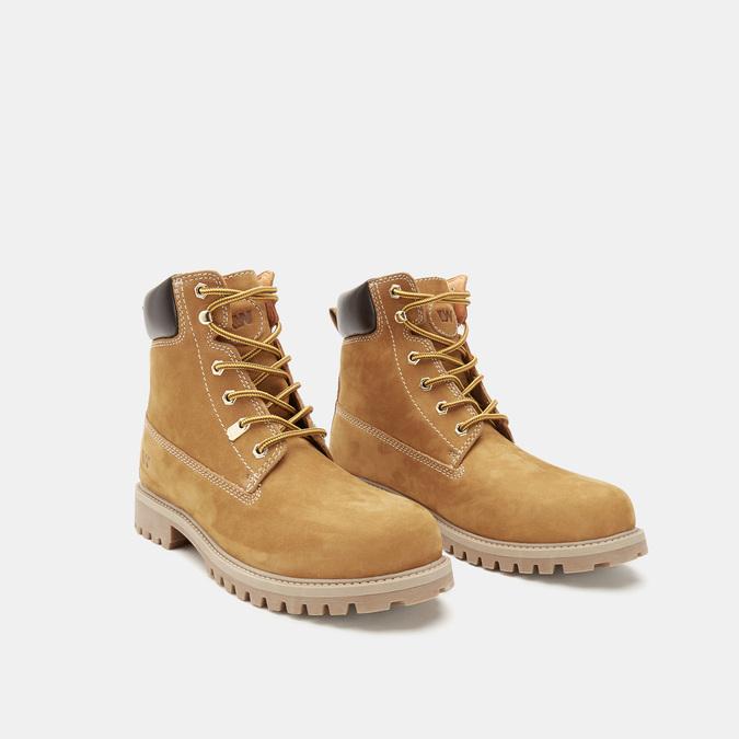 WEINBRENNER Chaussures Homme weinbrenner, Jaune, 896-8160 - 16