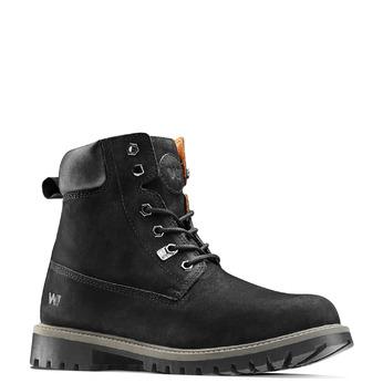 Men's shoes weinbrenner, Noir, 896-6160 - 13