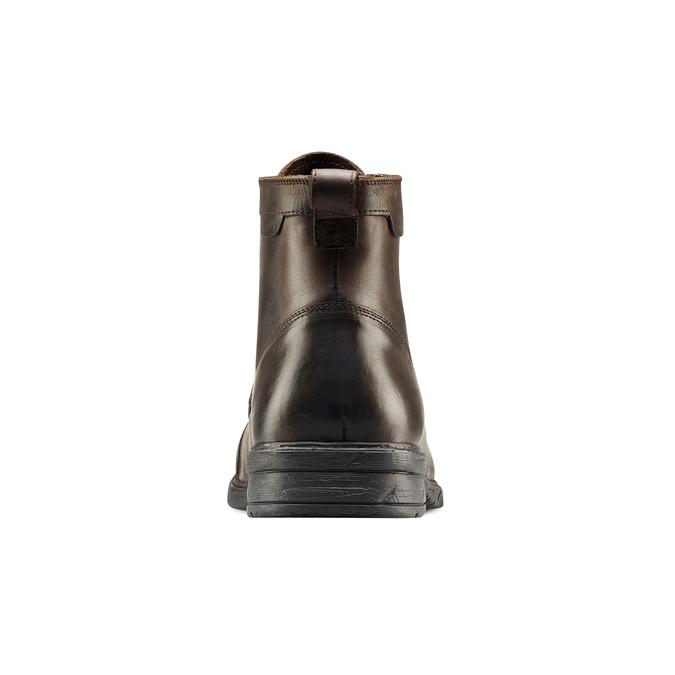 Men's shoes bata, Brun, 894-4727 - 16