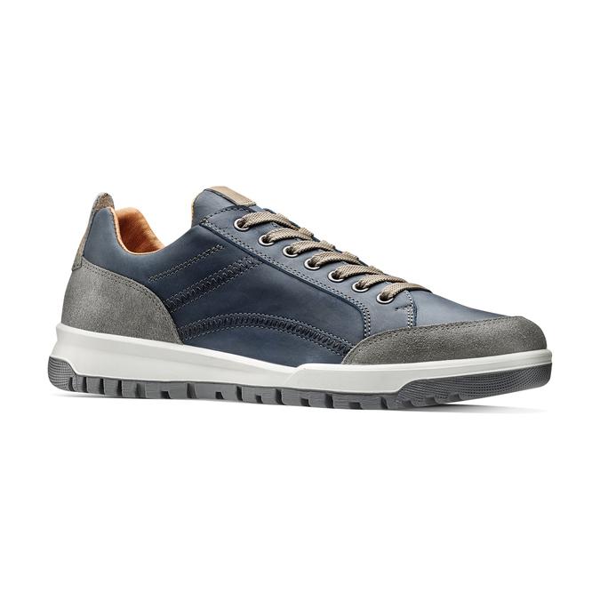 Men's shoes bata, Violet, 846-9105 - 13