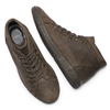 Men's shoes bata, Brun, 844-4116 - 19