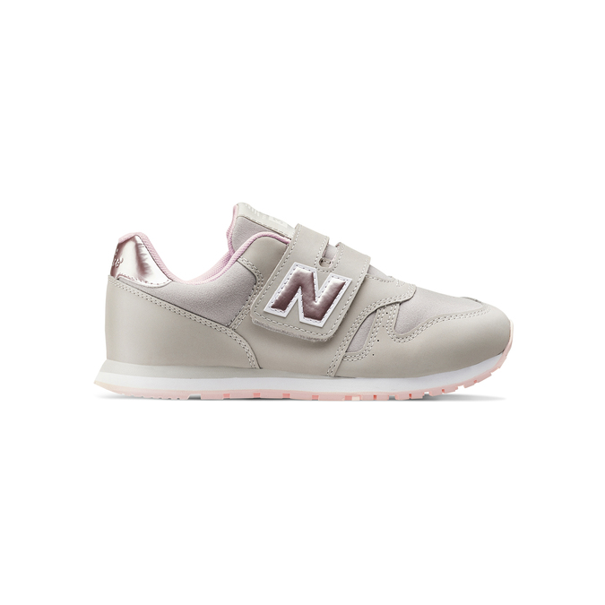 Childrens shoes new-balance, Gris, 301-2373 - 26