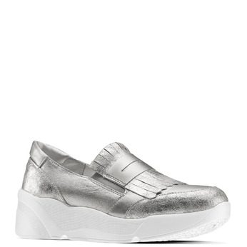 Women's shoes bata, Blanc, 614-1131 - 13