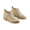 Women's shoes bata, Vert, 593-7703 - 16