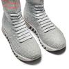 Women's shoes bata, Gris, 549-2207 - 17