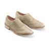 Women's shoes bata, Vert, 523-7482 - 16