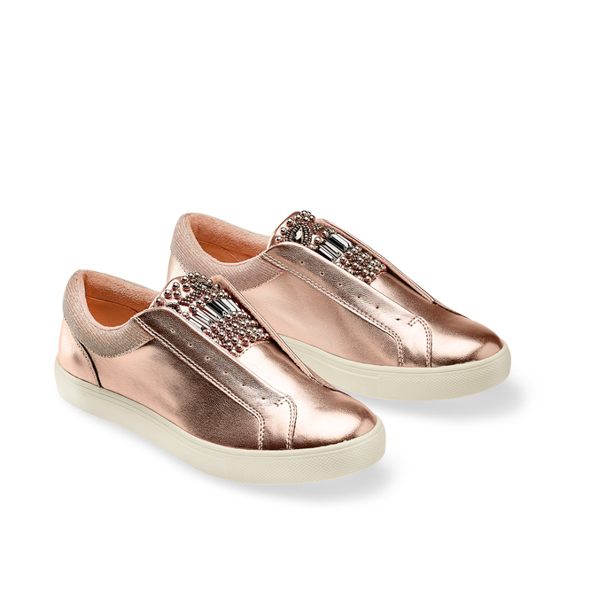 Women's shoes bata, Rouge, 541-5163 - 16