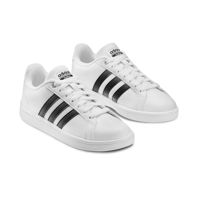 Women's shoes adidas, Blanc, 501-1378 - 16