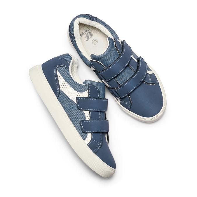 Childrens shoes mini-b, Bleu, 311-9147 - 26