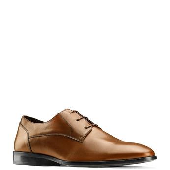 Men's shoes bata, Brun, 824-4357 - 13