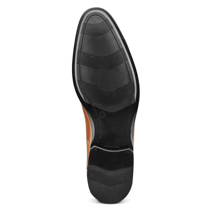 Men's shoes bata, Brun, 824-4357 - 19