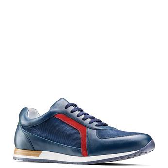 Men's shoes bata, Violet, 844-9142 - 13