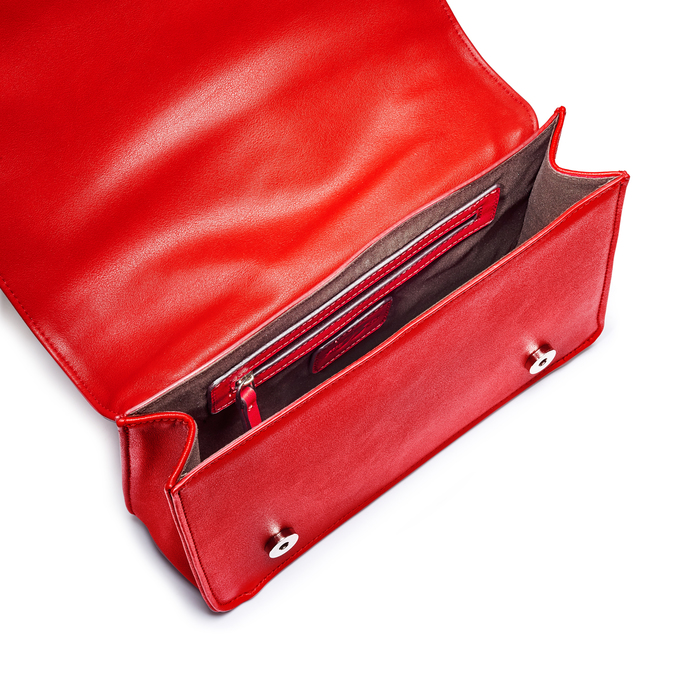 Bag bata, Rouge, 961-5275 - 16