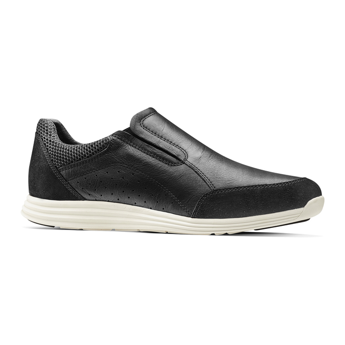 Men's shoes bata-light, Noir, 834-6162 - 13