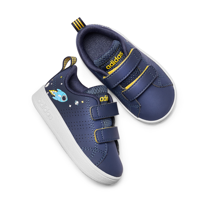 Childrens shoes adidas, Violet, 101-9129 - 26