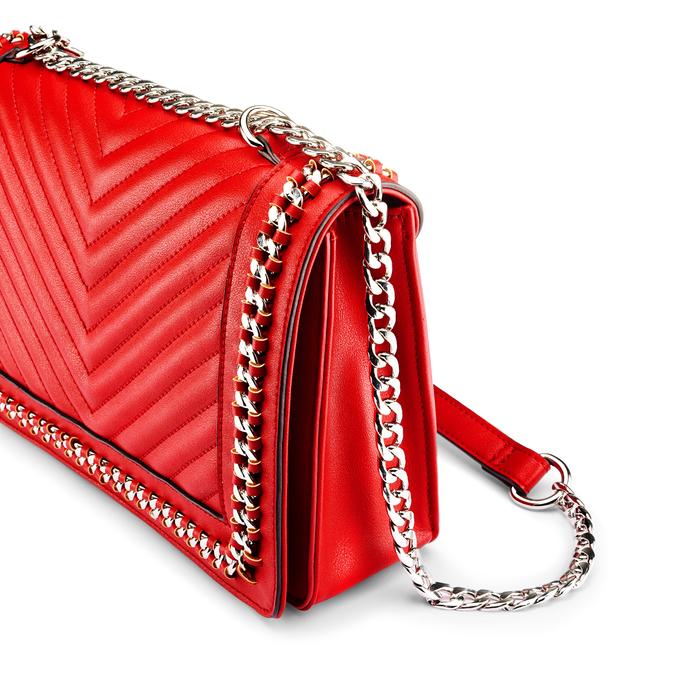 Bag bata, Rouge, 961-5275 - 15