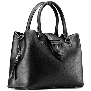 Bag bata, Noir, 961-6216 - 13