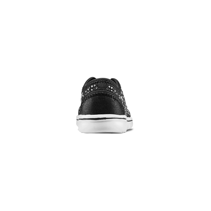 Childrens shoes mini-b, Noir, 329-6343 - 15