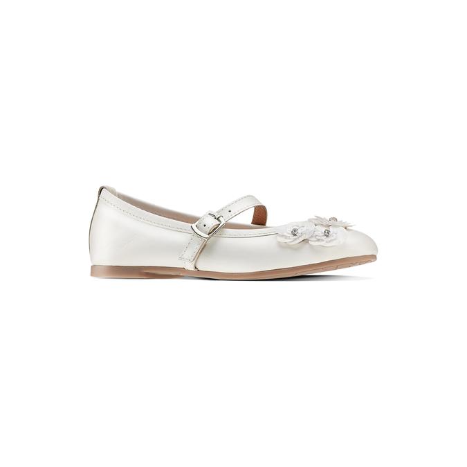 Childrens shoes mini-b, Blanc, 324-1253 - 13