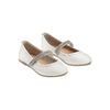 Childrens shoes mini-b, Blanc, 324-1272 - 16