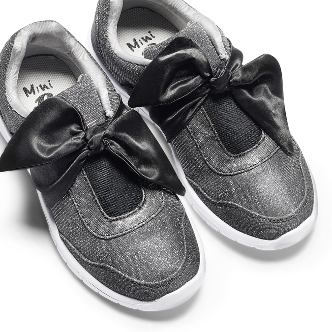 Childrens shoes mini-b, Noir, 329-6341 - 26