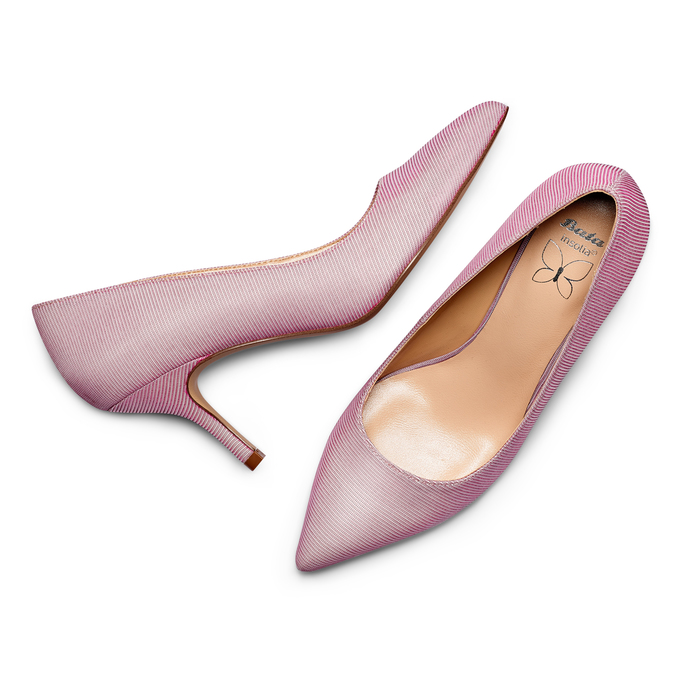 Women's shoes insolia, Rouge, 729-5199 - 26