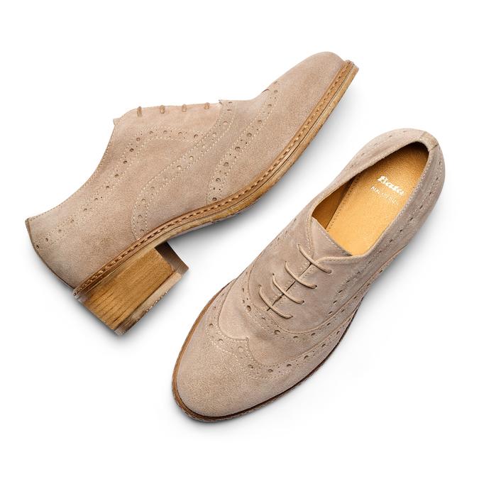 Women's shoes bata, Jaune, 623-8157 - 26