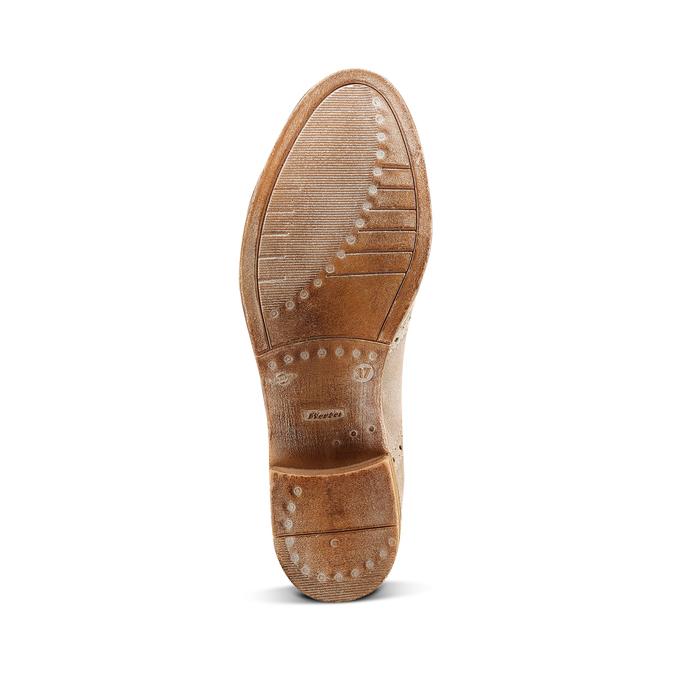 Women's shoes bata, Jaune, 623-8157 - 19