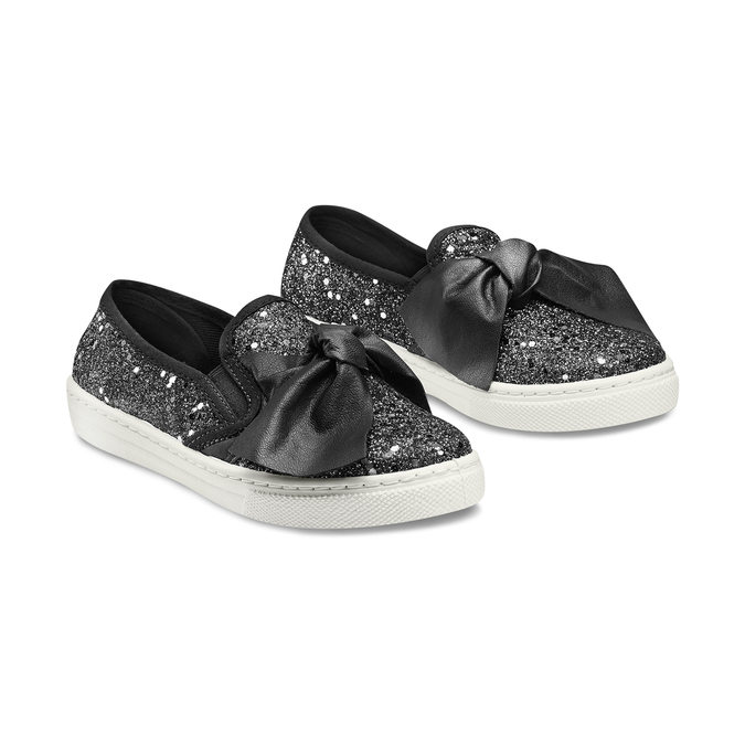 Childrens shoes mini-b, Noir, 329-6337 - 16