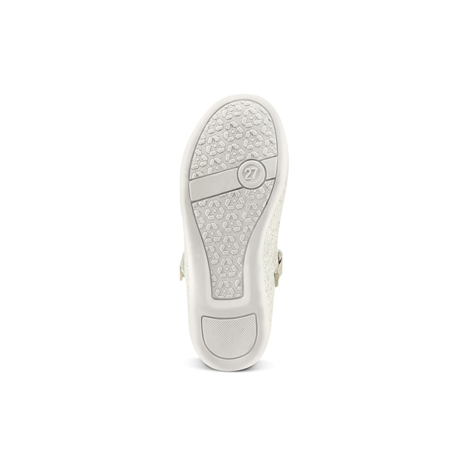 Childrens shoes mini-b, Argent, 229-1103 - 19