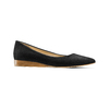 Women's shoes bata, Noir, 523-6242 - 13