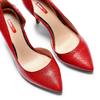 Women's shoes, Rouge, 721-5302 - 26