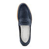 Men's shoes bata, Violet, 853-9143 - 17