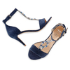 Women's shoes insolia, Violet, 769-9154 - 26