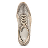 Men's shoes bata, Beige, 849-8162 - 17