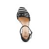Women's shoes insolia, Noir, 769-6245 - 17
