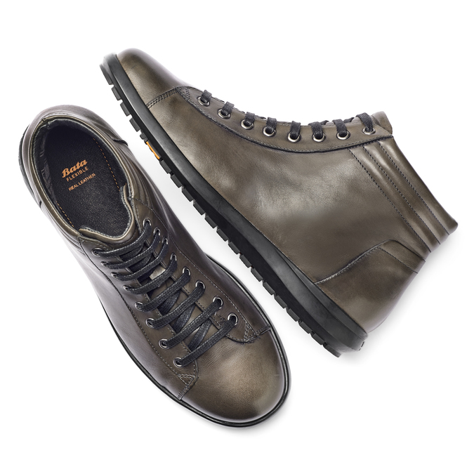 Men's shoes flexible, 844-2121 - 19