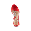 Women's shoes insolia, Rouge, 769-5154 - 17