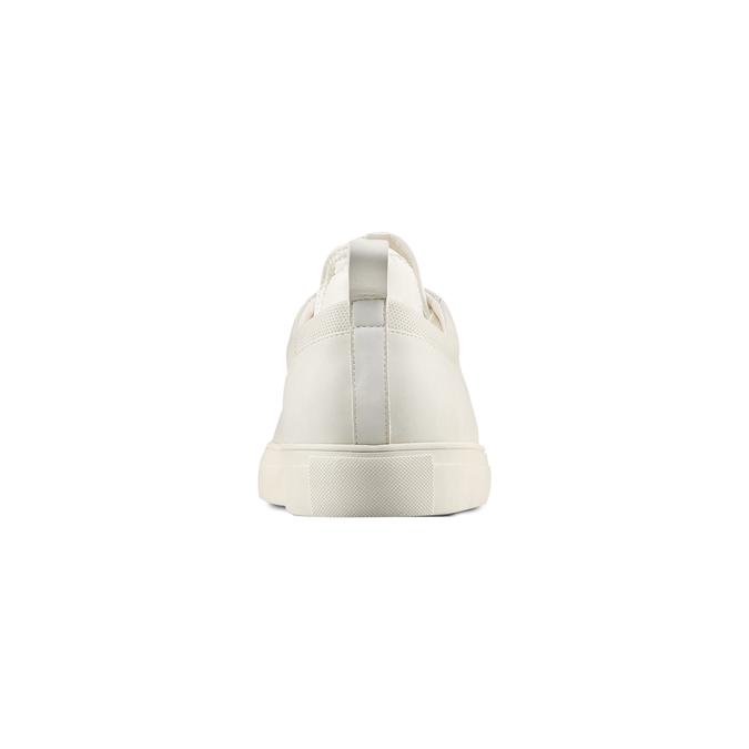 Men's shoes, Blanc, 841-1374 - 15