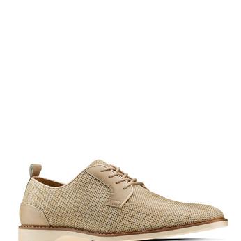 Men's shoes, Jaune, 829-8427 - 13
