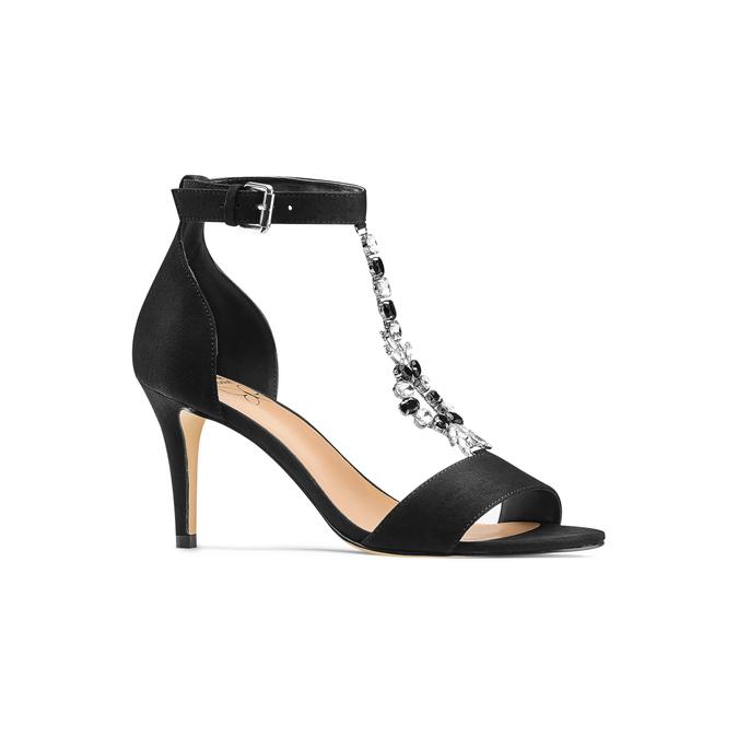 Women's shoes insolia, Noir, 769-6154 - 13