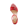 Women's shoes insolia, Rouge, 769-5245 - 17