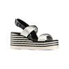 Women's shoes bata, Noir, 661-6282 - 13