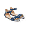 Women's shoes insolia, Bleu, 569-9277 - 16