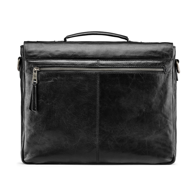 Bag bata, Noir, 964-6255 - 26