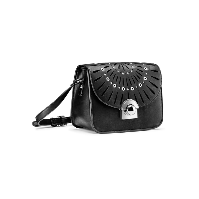 Bag bata, Noir, 961-6219 - 13