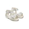 Childrens shoes mini-b, Blanc, 261-1117 - 16