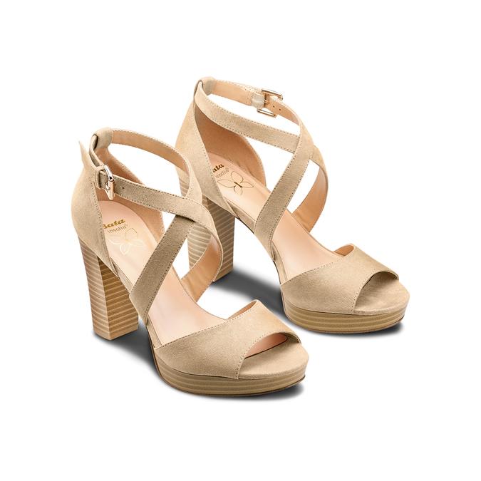 Women's shoes insolia, 769-8263 - 16