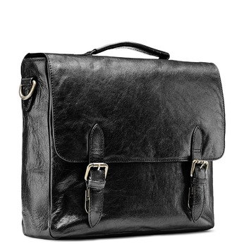 Bag bata, Noir, 964-6255 - 13